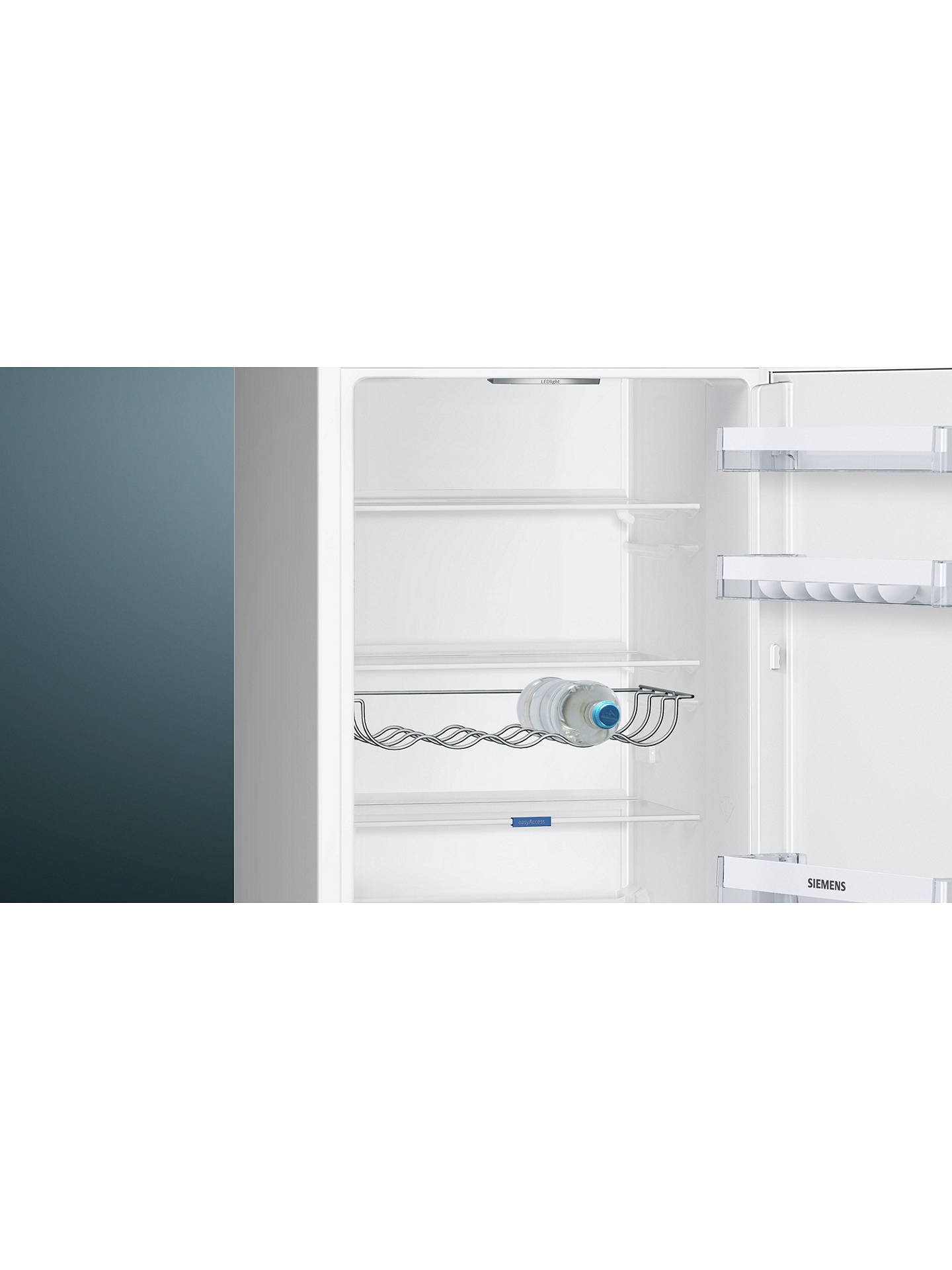 BuySiemens KG36VVW33G Fridge Freezer, A++ Energy Rating, 60cm Wide, White Online at johnlewis.com
