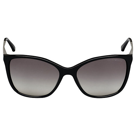 Buy Emporio Armani EA4025 Cat's Eye Sunglasses Online at johnlewis.com