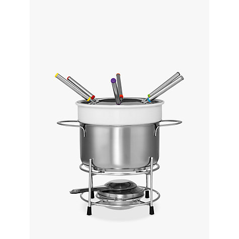 Buy John Lewis Ceramic Fondue Set Online at johnlewis.com