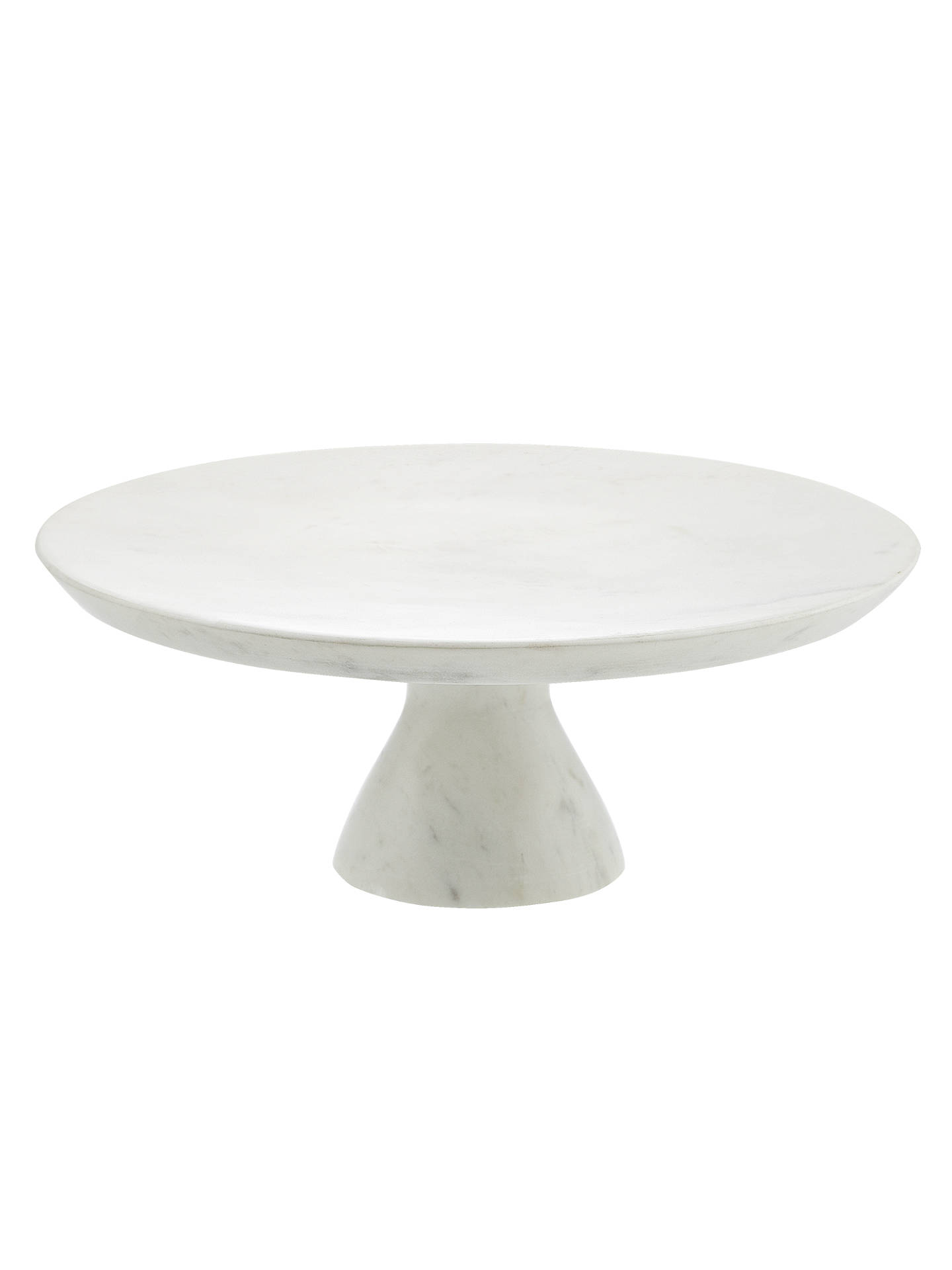 john lewis croft collection marble cake stand at john. Black Bedroom Furniture Sets. Home Design Ideas