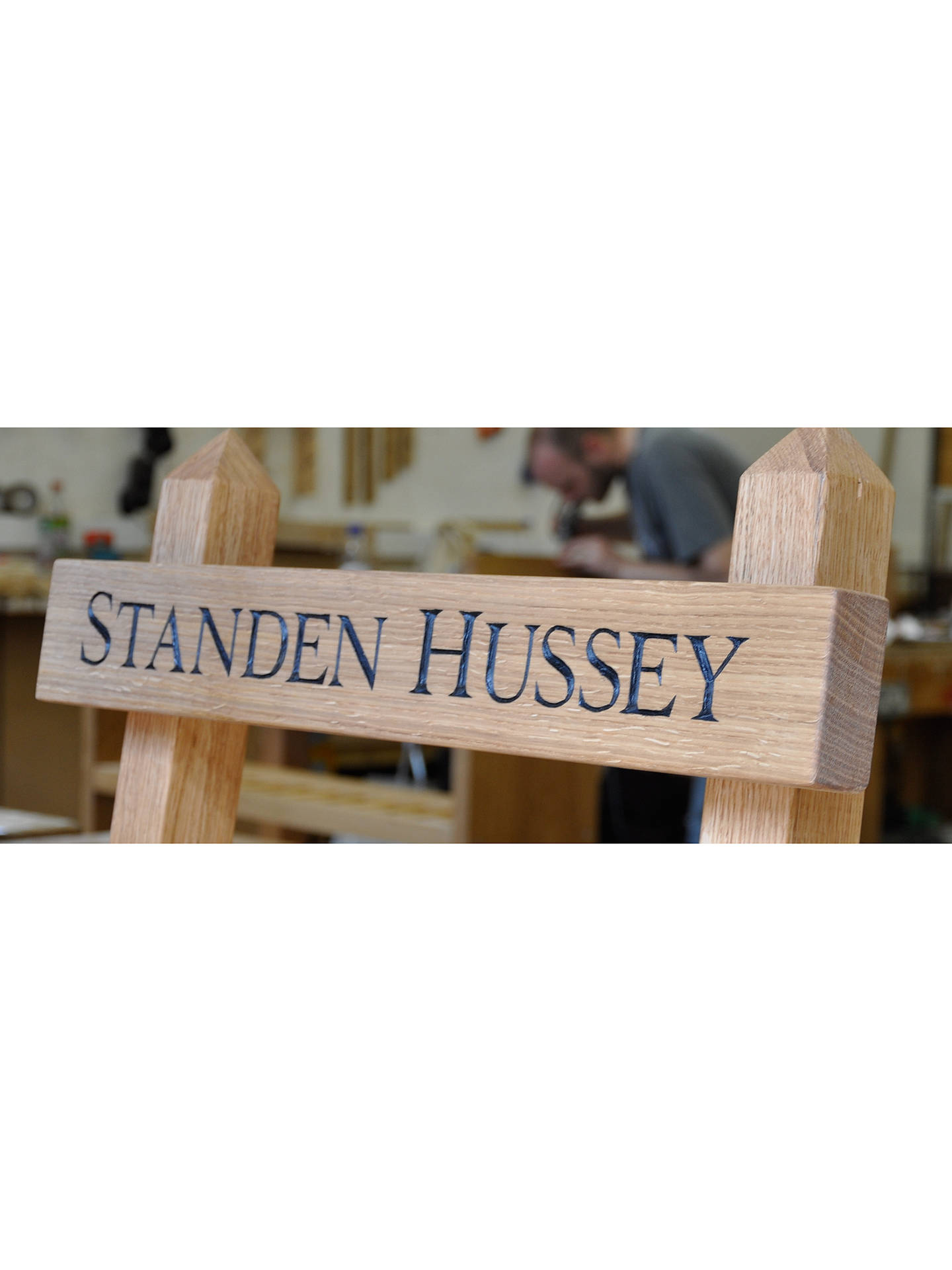 43b20fc3596a ... Buy The Oak And Rope Company Personalised House Sign Online at  johnlewis.com