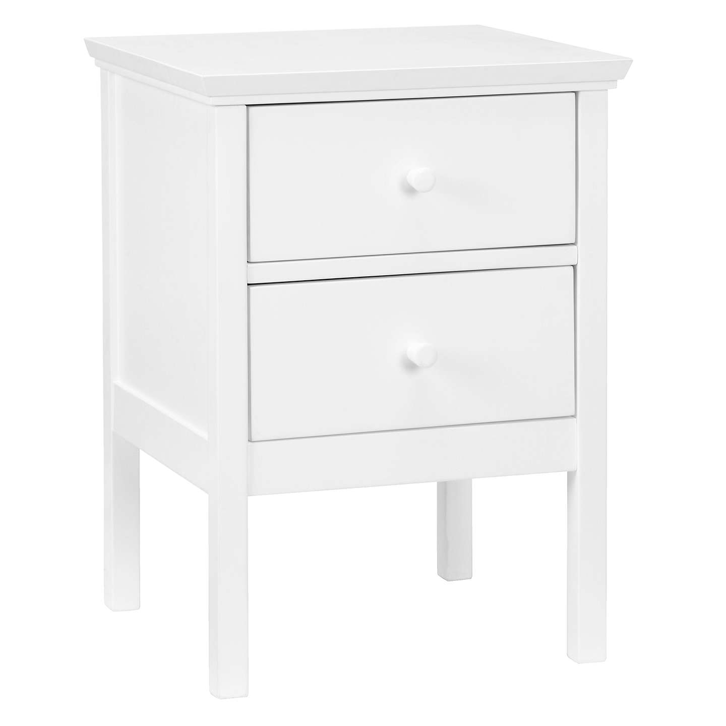table johnlewis white bedside main pdp rsp lewis at drawer john cabinet com buyjohn online wilton