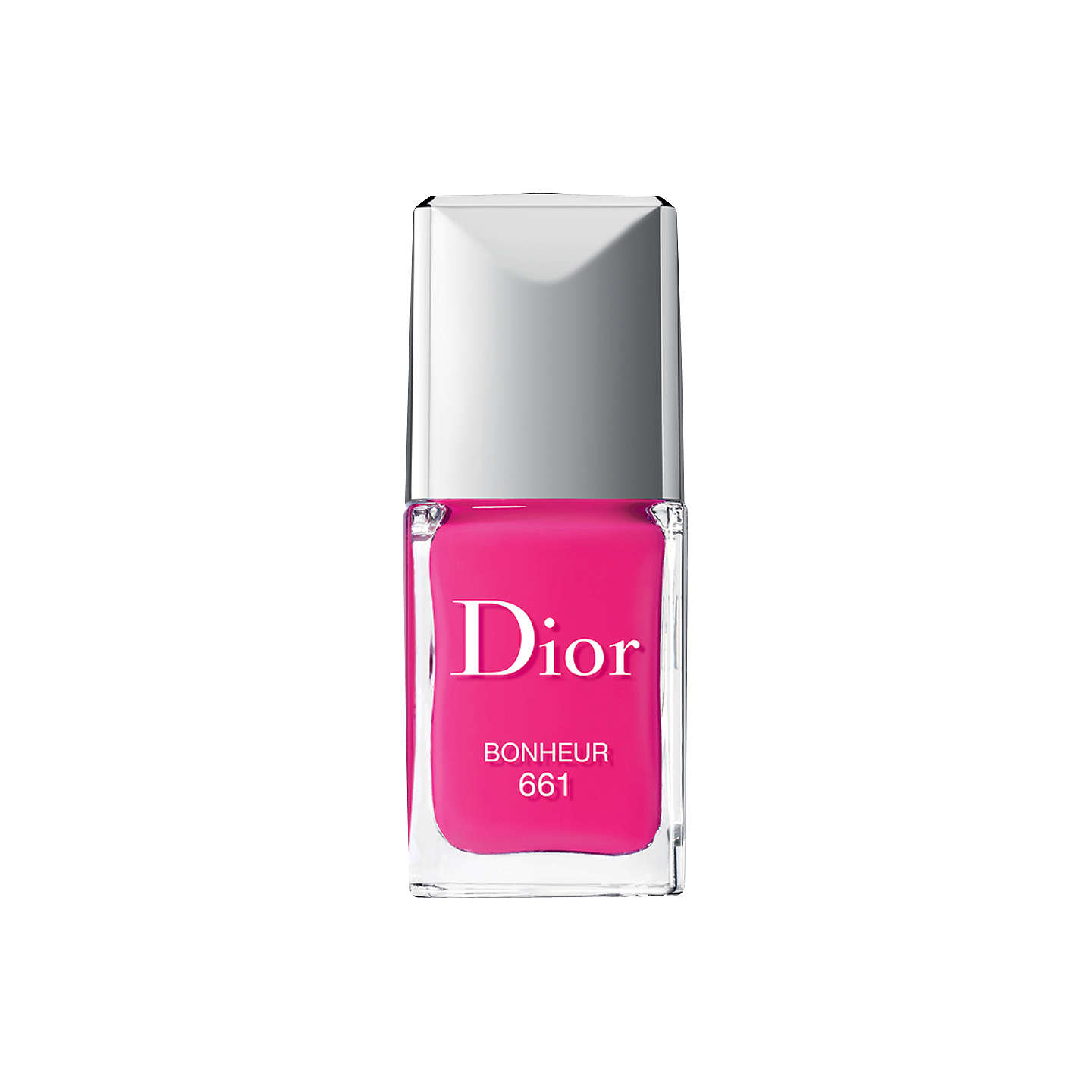 BuyDior Vernis Nail Polish, The Icons, Bonheur 661 Online at johnlewis.com