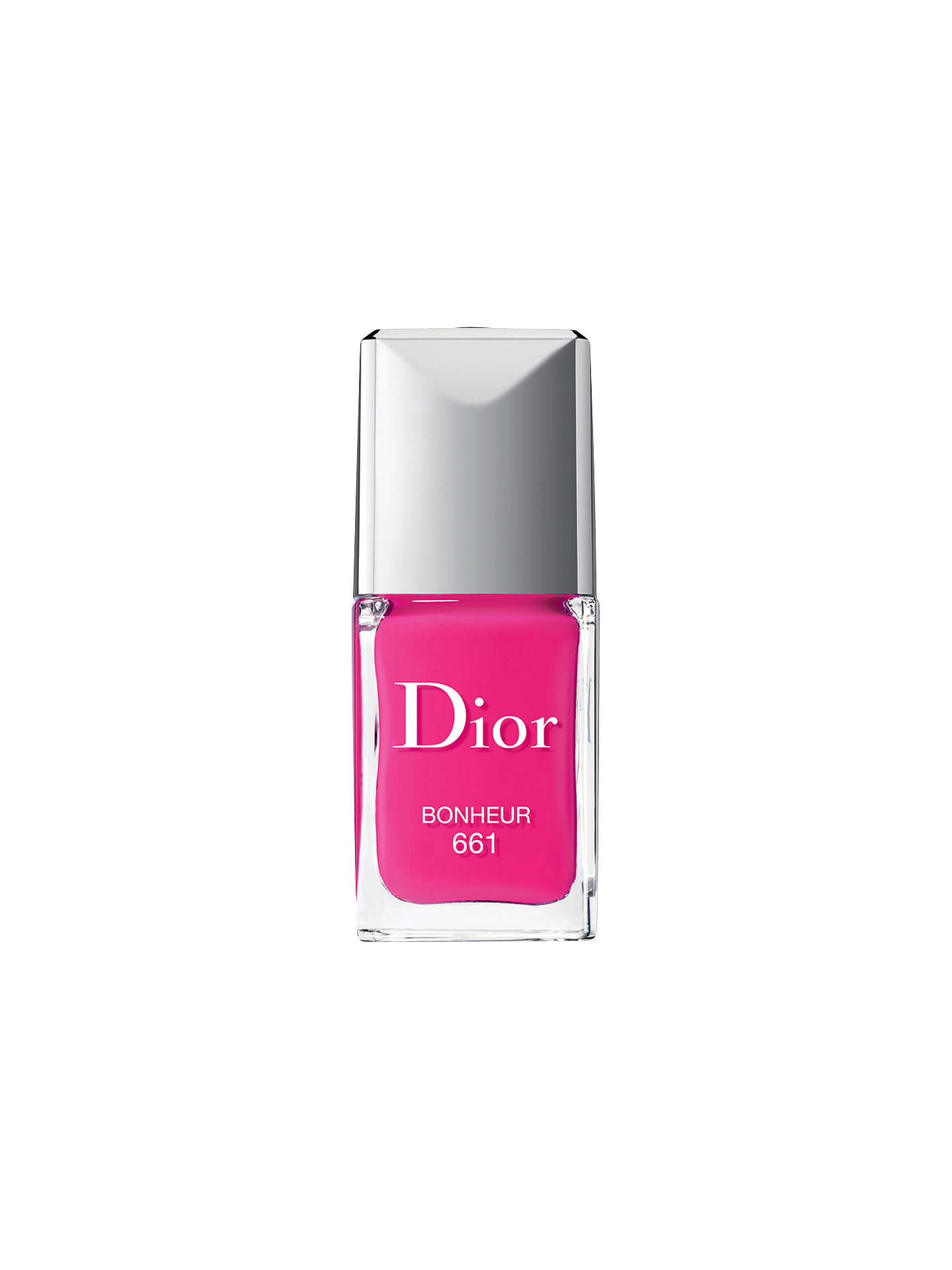 Buy Dior Vernis Nail Polish, The Icons, Bonheur 661 Online at johnlewis.com