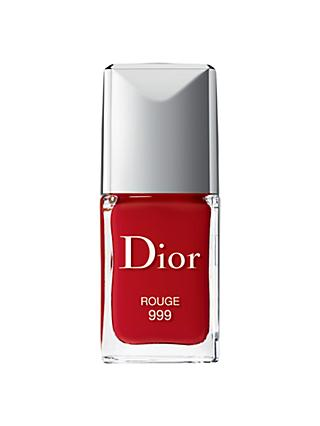 Dior Vernis Nail Polish, The Icons