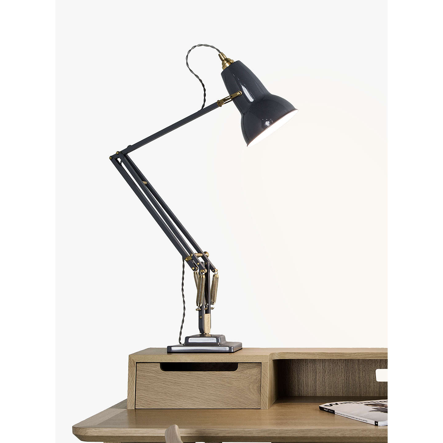 Offer john lewis cormack led floor lamp at john lewis buyjohn lewis cormack led floor lamp online at johnlewis mozeypictures Choice Image
