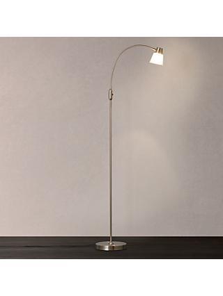 Floor lamps furniture lights john lewis john lewis cormack led floor lamp aloadofball Image collections