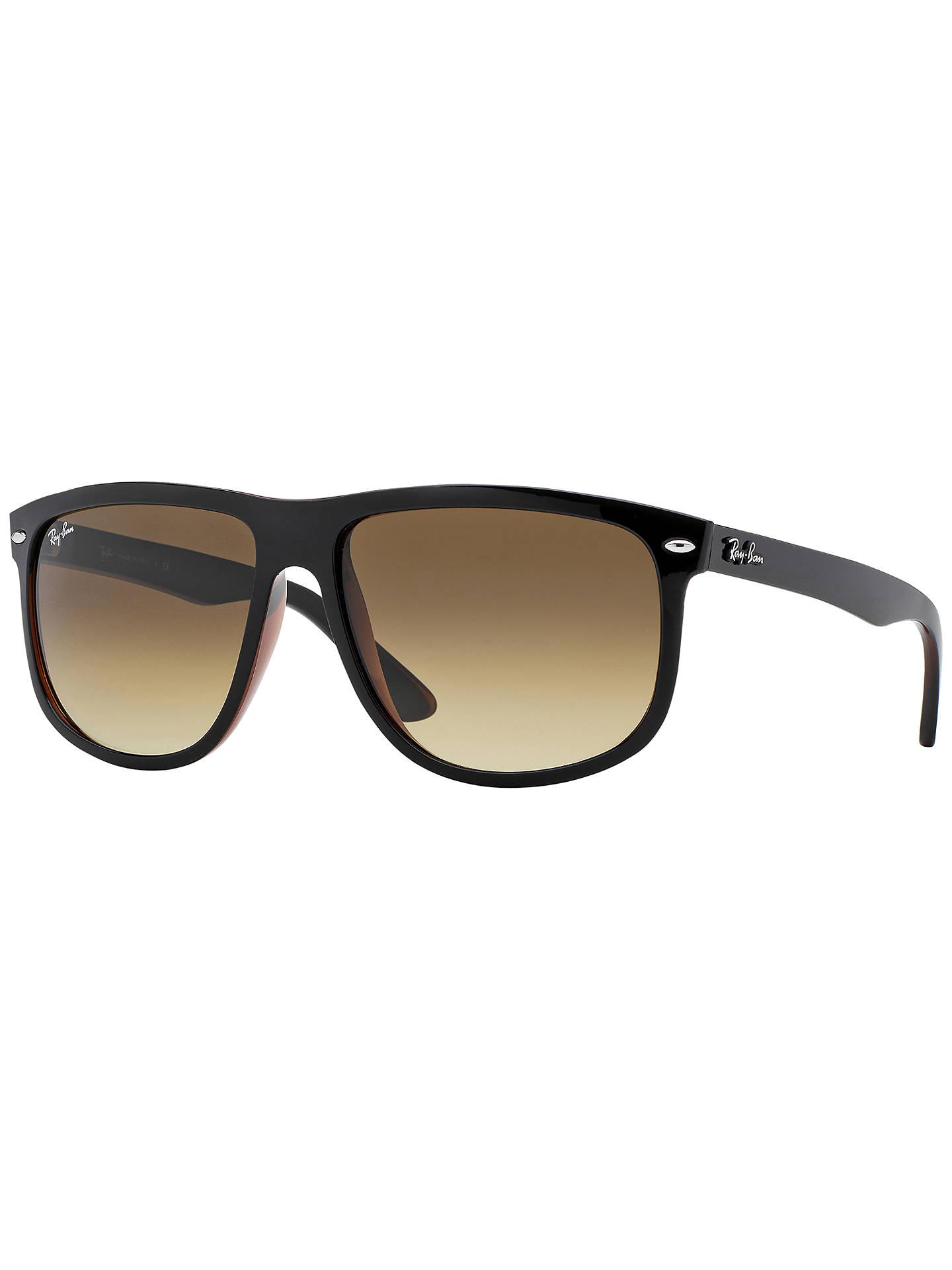 982b468f790 Ray-Ban RB4147 Square Sunglasses at John Lewis   Partners