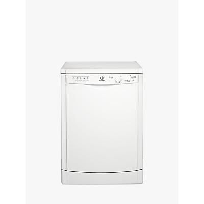 Indesit DFG 15B1 Freestanding Dishwasher White