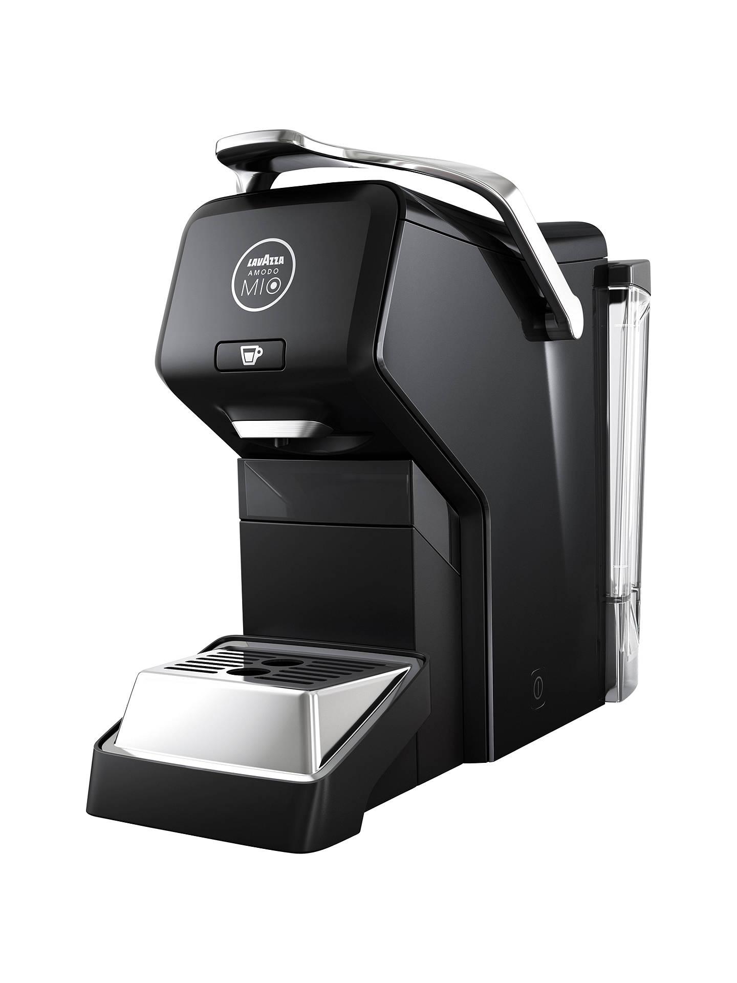 Lavazza A Modo Mio Espria Lm3100 U Espresso Machine At John Lewis - Lavazza-a-modo-mio-espresso-machine