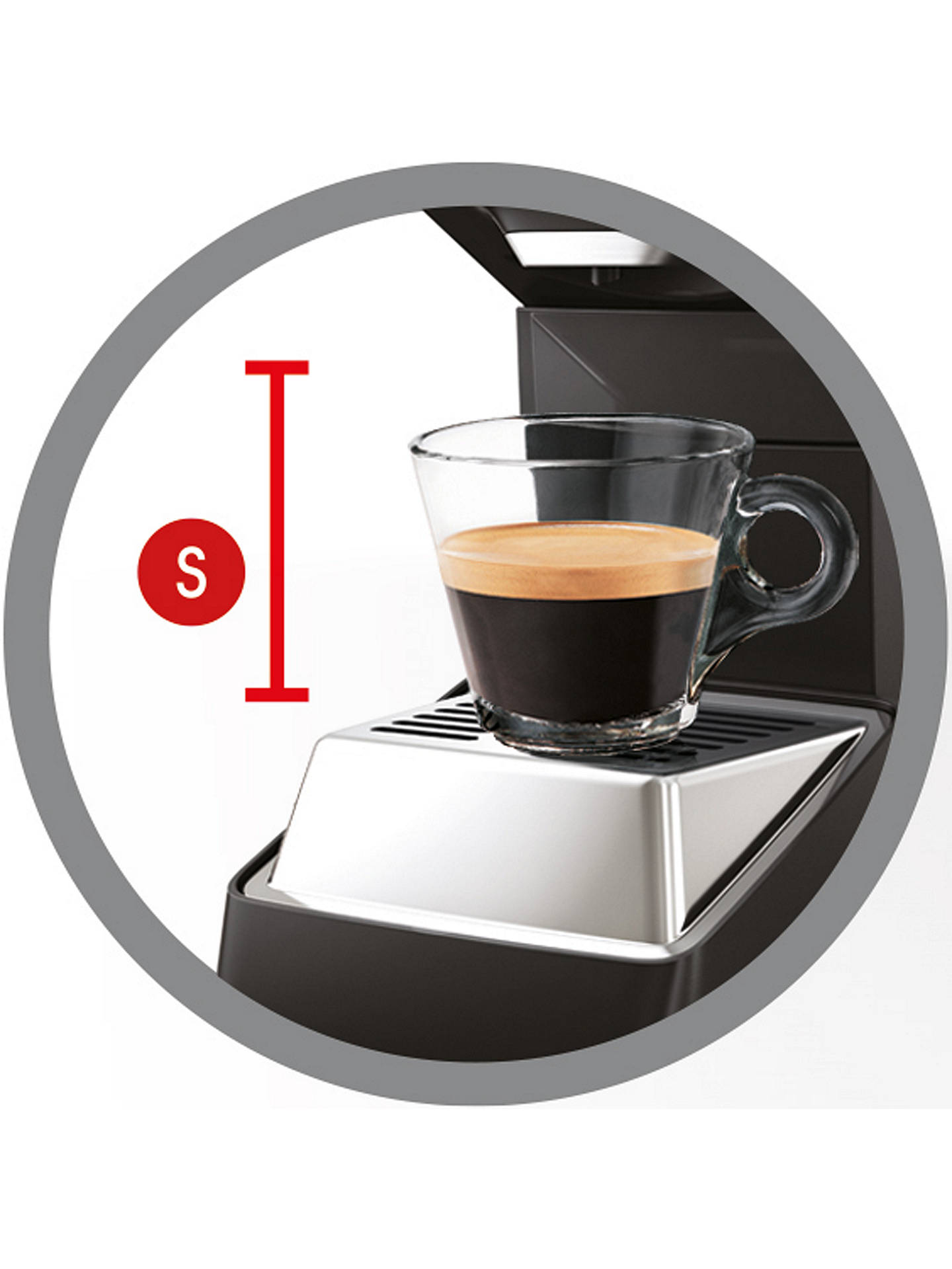 Lavazza A Modo Mio Éspria LM3100-U Espresso Machine at ...