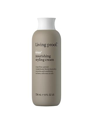 Living Proof No Frizz Nourishing Styling Cream, 236ml