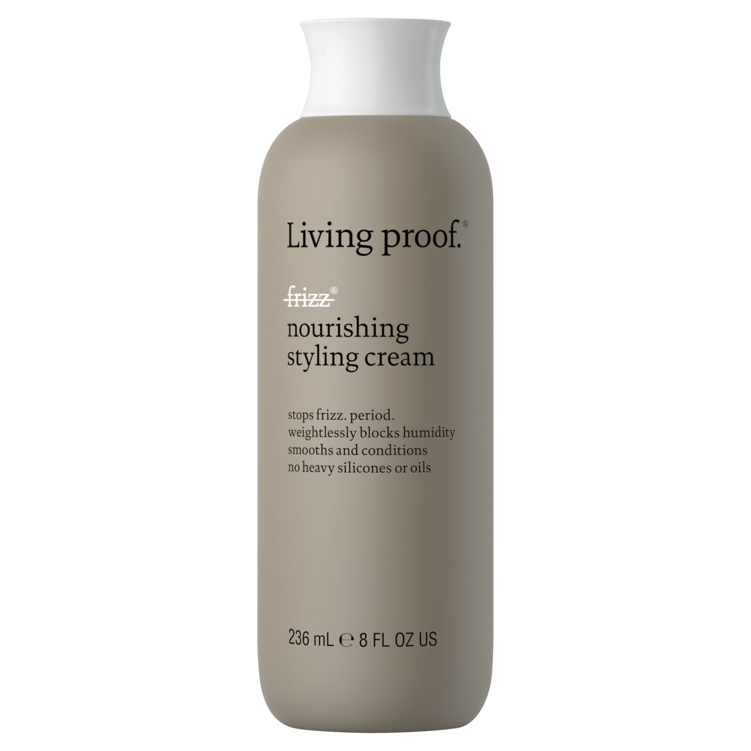 Living Proof Living Proof No Frizz Nourishing Styling Cream, 236ml