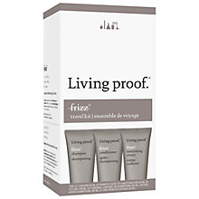 Buy Living Proof No Frizz Discovery Kit Online at johnlewis.com