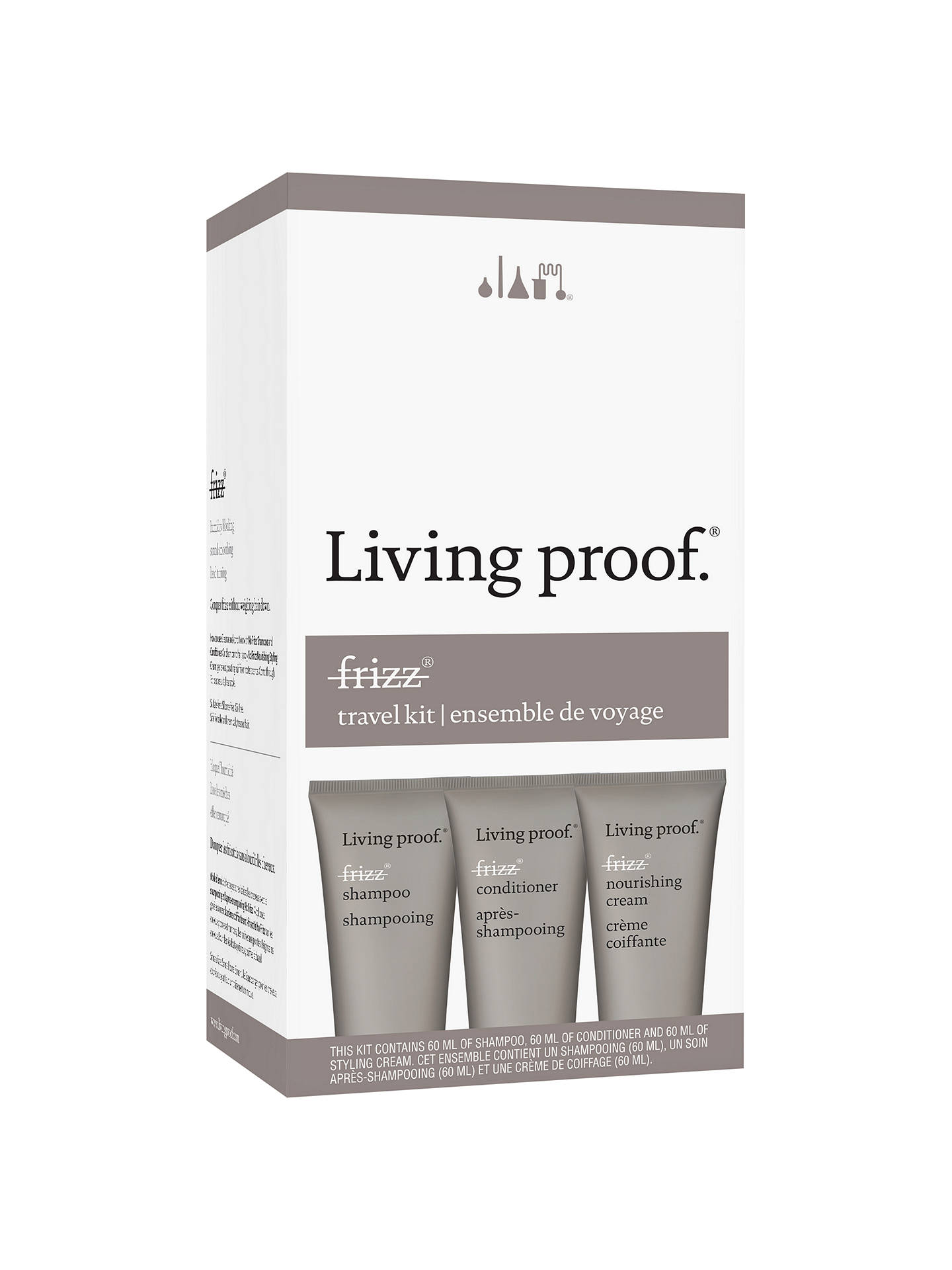 BuyLiving Proof No Frizz Discovery Kit Online at johnlewis.com