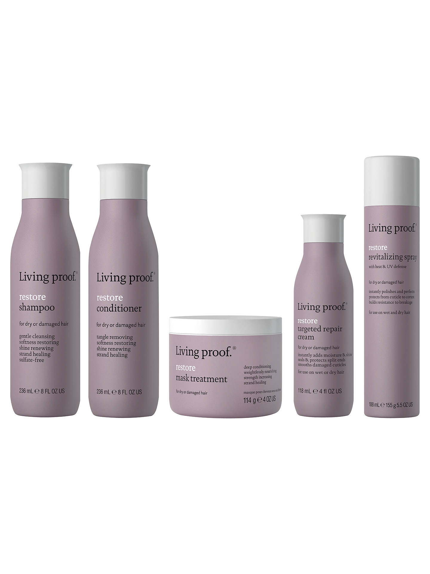 BuyLiving Proof Restore Mask Treatment, 114g Online at johnlewis.com