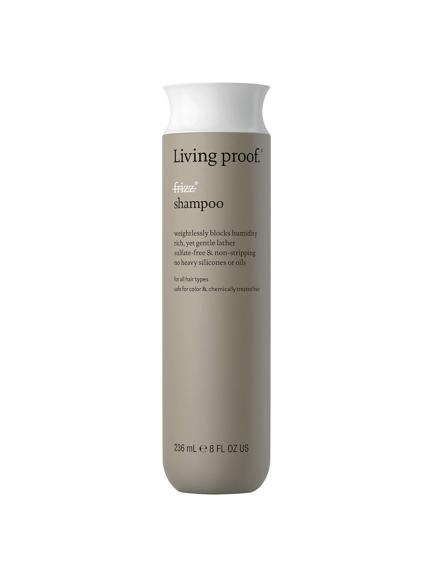 Buy Living Proof No Frizz Shampoo, 236ml Online at johnlewis.com