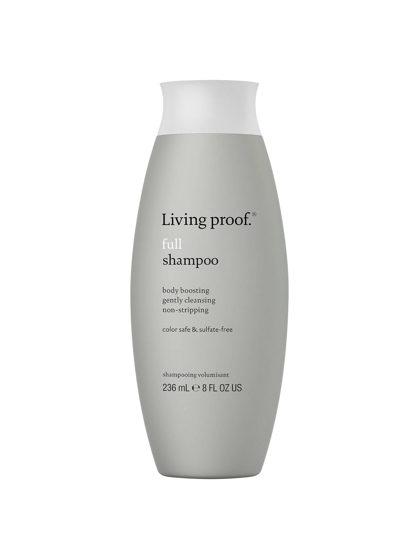 BuyLiving Proof Full Shampoo, 236ml Online at johnlewis.com