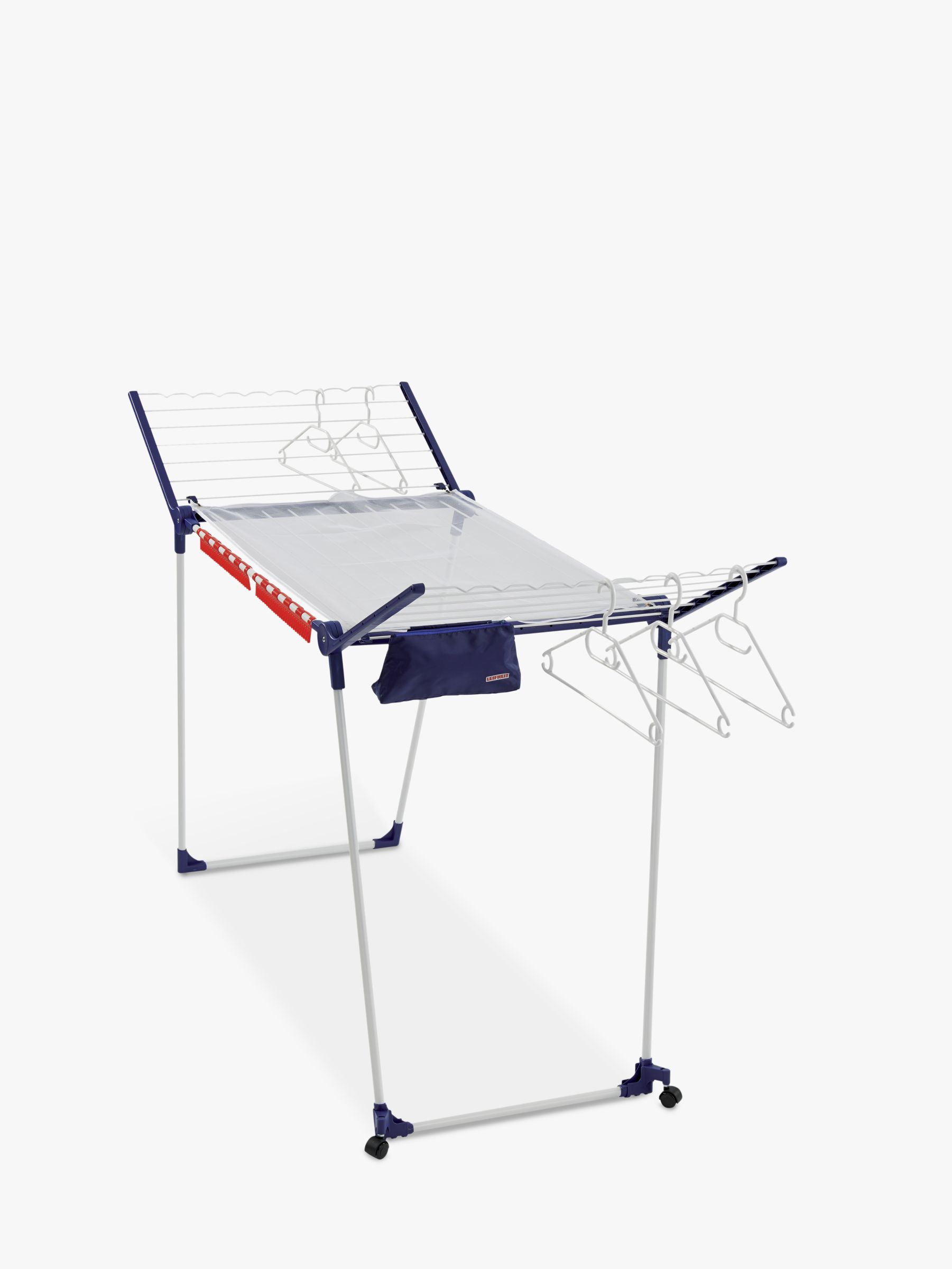 Leifheit Leifheit Pegasus 200 Deluxe Mobile Indoor Clothes Airer