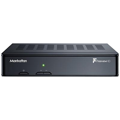 Manhattan Plaza HD-T2 Smart Freeview HD Digital Receiver