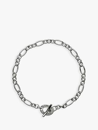 Links Of London Xs Sterling Silver Chain Charm Bracelet