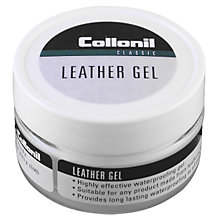 Buy Collonil Leather Gel, 50ml Online at johnlewis.com