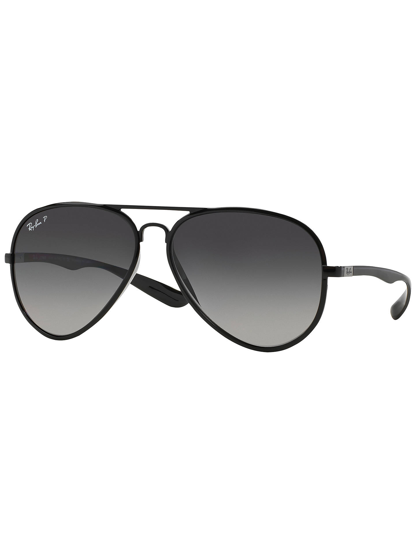 56e9a742ae5 ... BuyRay-Ban RB4180 59 Aviator Liteforce Sunglasses