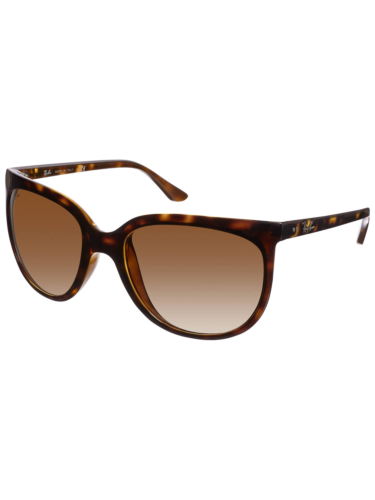 35b736306d Ray-Ban RB4126 Cats 1000 Sunglasses at John Lewis   Partners