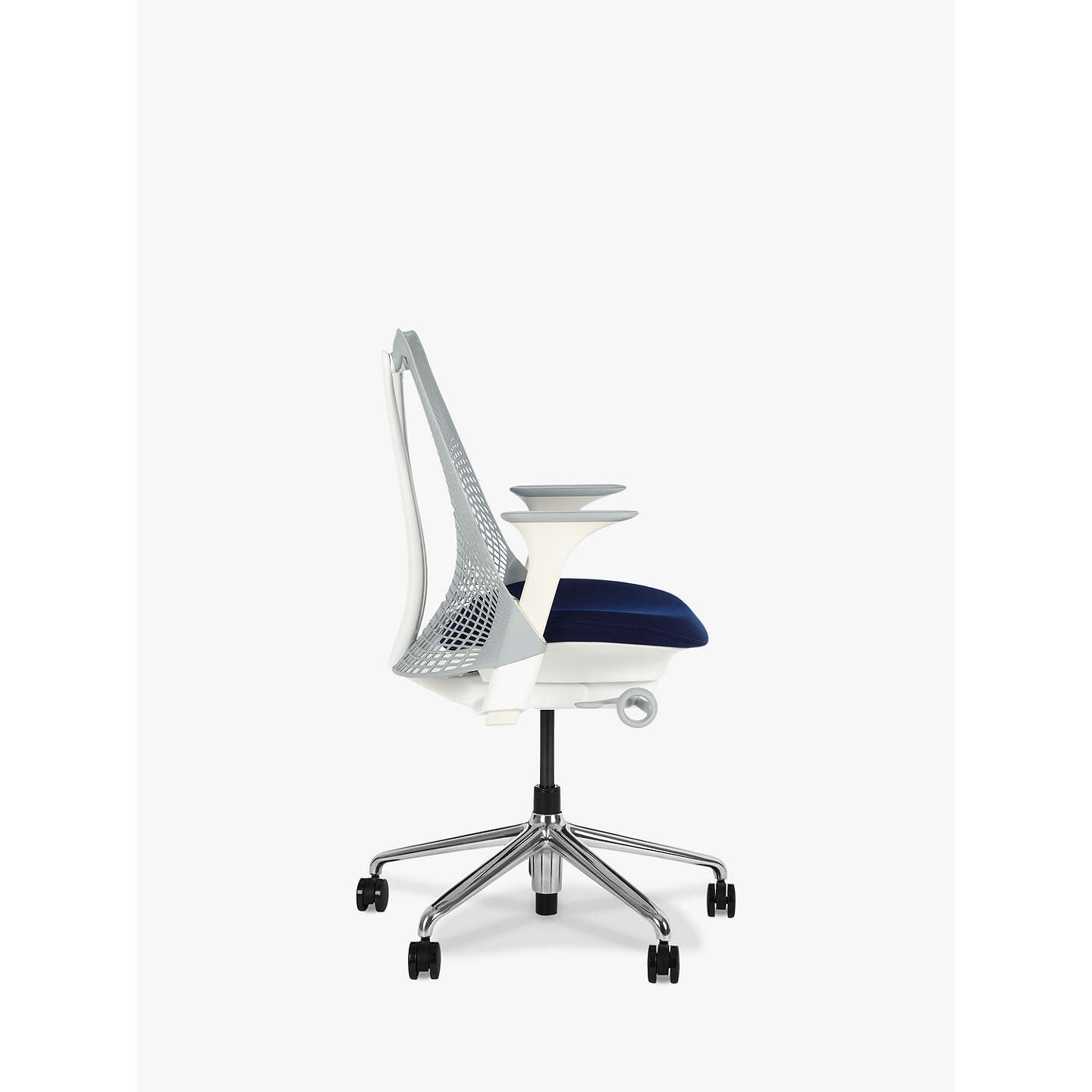 sayl office chair. BuyHerman Miller SAYL Office Chair, Vico Online At Johnlewis.com Sayl Chair