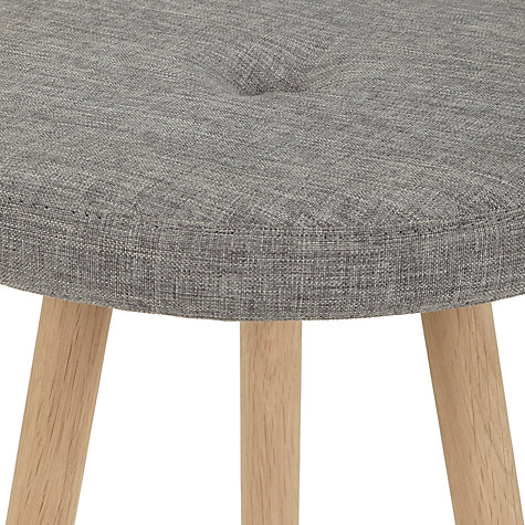 Buy Bethan Gray for John Lewis Genevieve Stool, FSC-Certified (Oak) Online at johnlewis.com