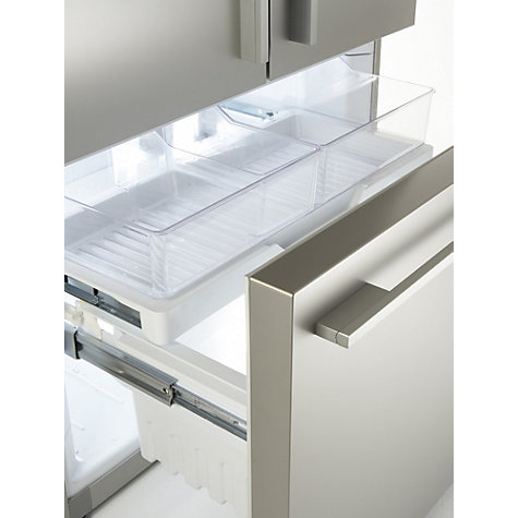 Buy Fisher & Paykel RF610ADX4 3-Door Fridge Freezer, Stainless Steel Online at johnlewis.com