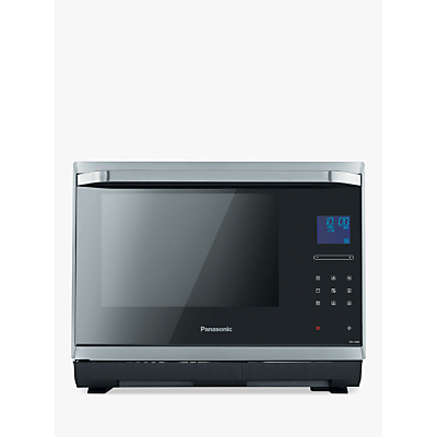 Panasonic NN-CS894S Combination Steam Microwave, Stainless Steel