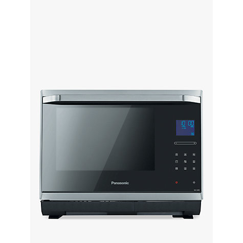 Panasonic Nn Cs894s Combination Steam Microwave Stainless Steel Online At Johnlewis
