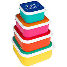 Buy Happy Jackson Snack Boxes, Set of 4 Online at johnlewis.com