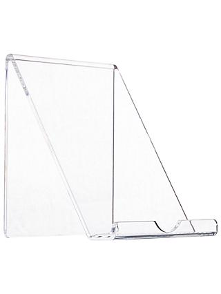 Osco Tablet Holder, Clear