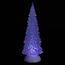 Buy John Lewis LED Morphing Tree Decoration, Multi Online at johnlewis.com