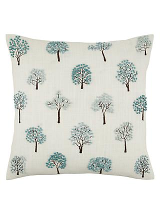 John Lewis & Partners Mini Trees Cushion