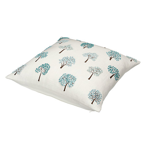 Buy John Lewis Mini Trees Cushion Online at johnlewis.com