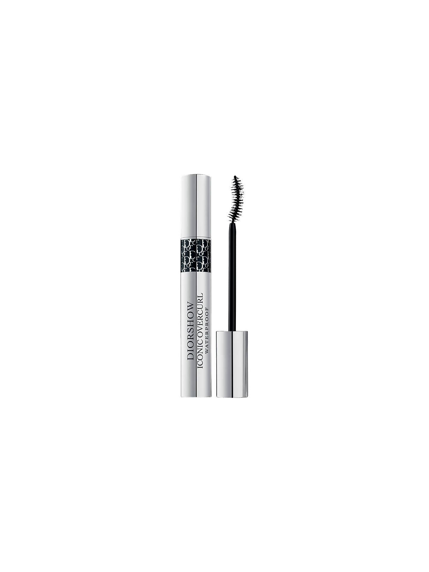 d325a795c5f Buy Dior Diorshow Iconic Overcurl Waterproof Mascara, 091 Black Online at  johnlewis.com ...
