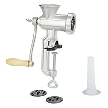 Buy Kitchen Craft Cast Iron Mincer Online at johnlewis.com