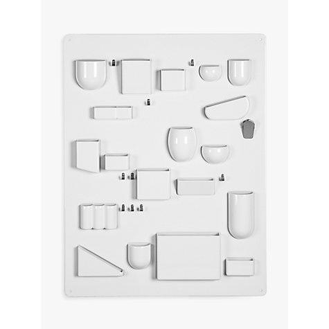 buy vitra uten silo storage system h87cm white john lewis. Black Bedroom Furniture Sets. Home Design Ideas