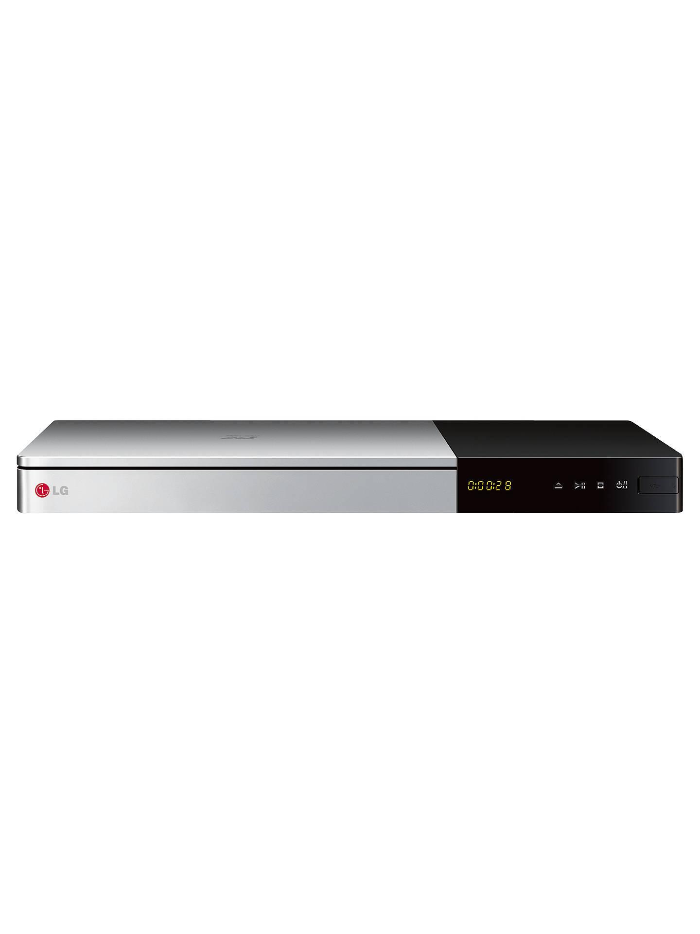 LG BP740 Smart 3D 4K Ultra HD Blu-ray/DVD Player with NFC