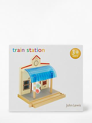 John Lewis & Partners Train Station