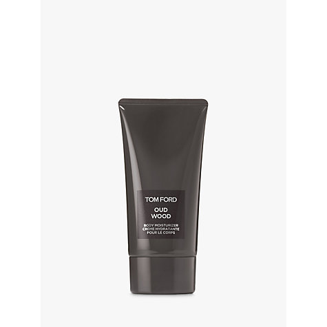 Buy TOM FORD Oud Wood Body Moisturiser, 150ml Online at johnlewis.com