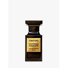 Buy TOM FORD Private Blend Champaca Absolute Eau de Parfum, 50ml Online at johnlewis.com