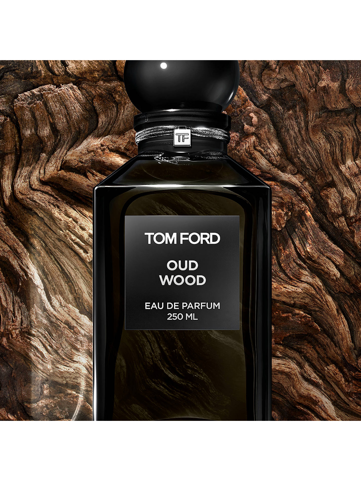 TOM FORD Private Blend Oud Wood Eau De Parfum, 250ml at John Lewis &  Partners