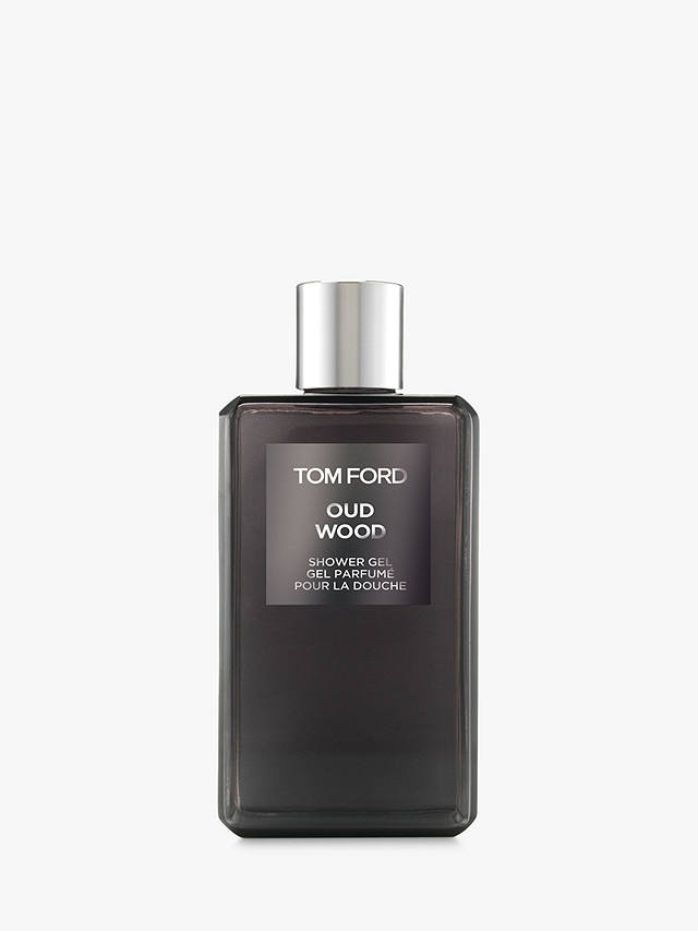 Buy TOM FORD Private Blend Oud Wood Shower Gel, 250ml Online at johnlewis.com