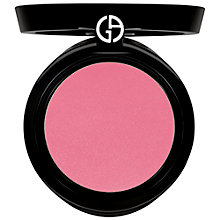 Buy Giorgio Armani Cheek Fabric Blusher Online at johnlewis.com