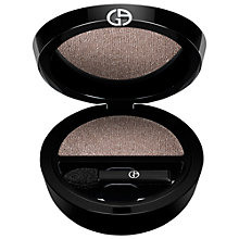 Buy Giorgio Armani Eyes To Kill Solo Eyeshadow Online at johnlewis.com