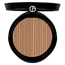 Buy Giorgio Armani Sun Fabric Powder Bronzer Online at johnlewis.com